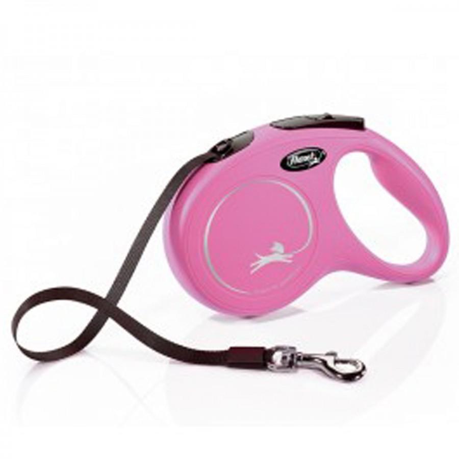 Flexi classic páska ružové