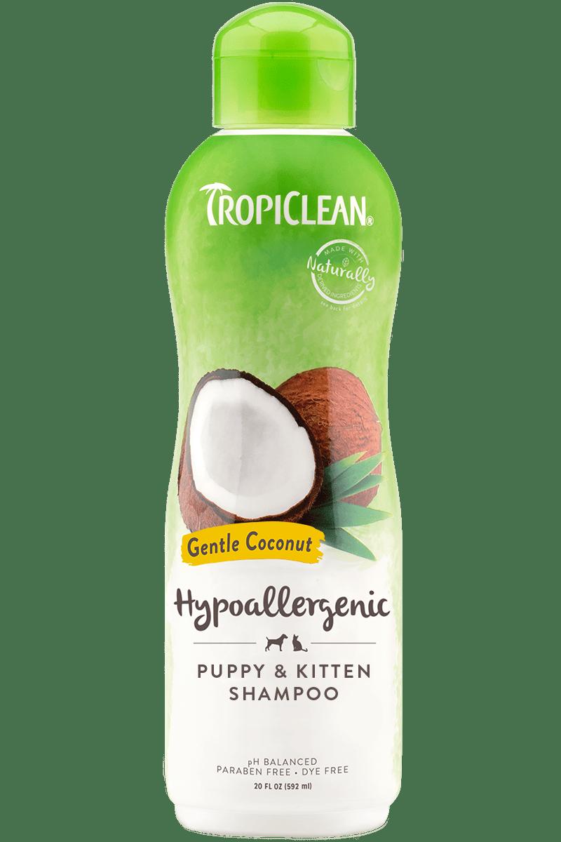 Tropiclean Shampoo Hypoalergenic puppy