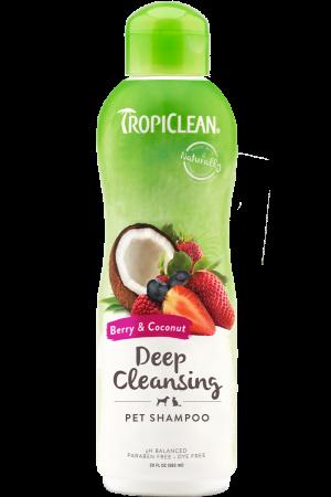 Tropiclean Deep Cleaning