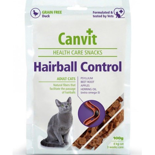 Canvit Snack Hairball Control