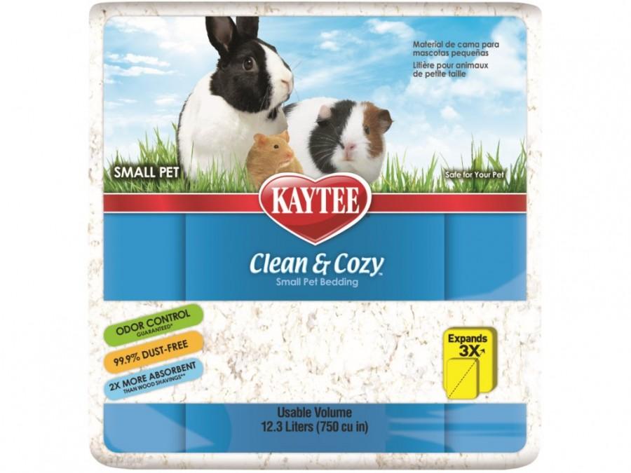 Podstielka Kaytee Clean&Cozy 12,3l