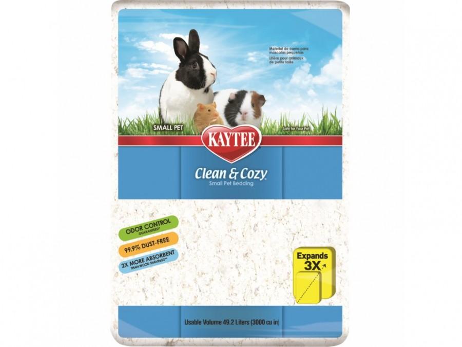 Podstielka Kaytee Clean&Cozy 49,2l