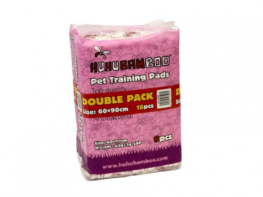 Huhubamboo absorpčné podložky