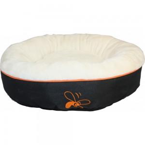Pelech HUHU Lux Cat čierna oranžová 35cm