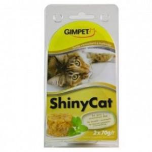 Konz.SHINY CAT tun.+krev.+maltóza 2x70g