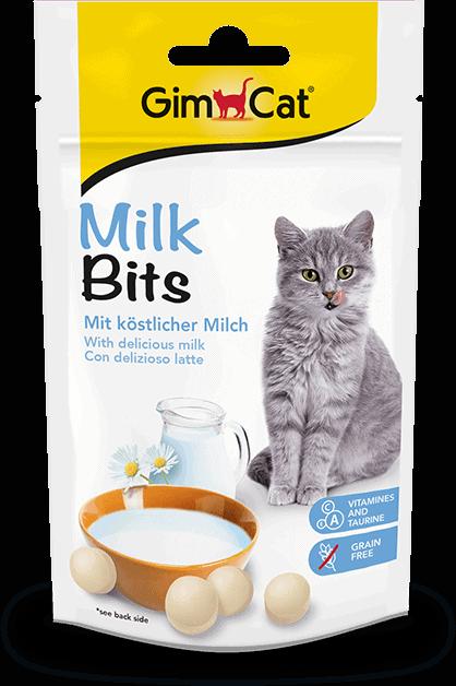 Gimcat Milk Bits