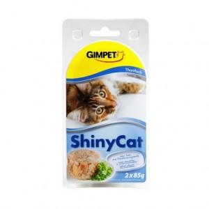 Konz.SHINY CAT tuniak 2x70g