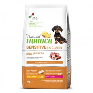 TRAINER Natural Sens.Puppy Mini kačka2kg