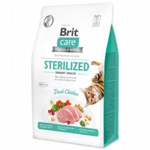 Brit Care Cat Sterilised Urinary Kura 0,4kg