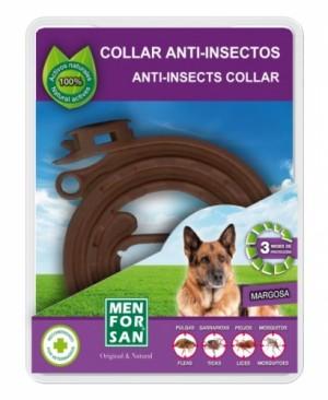 MenForSan Antiparazitný obojok pes prír.