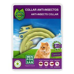 MenForSan Antiparazitný obojok mačka pr.