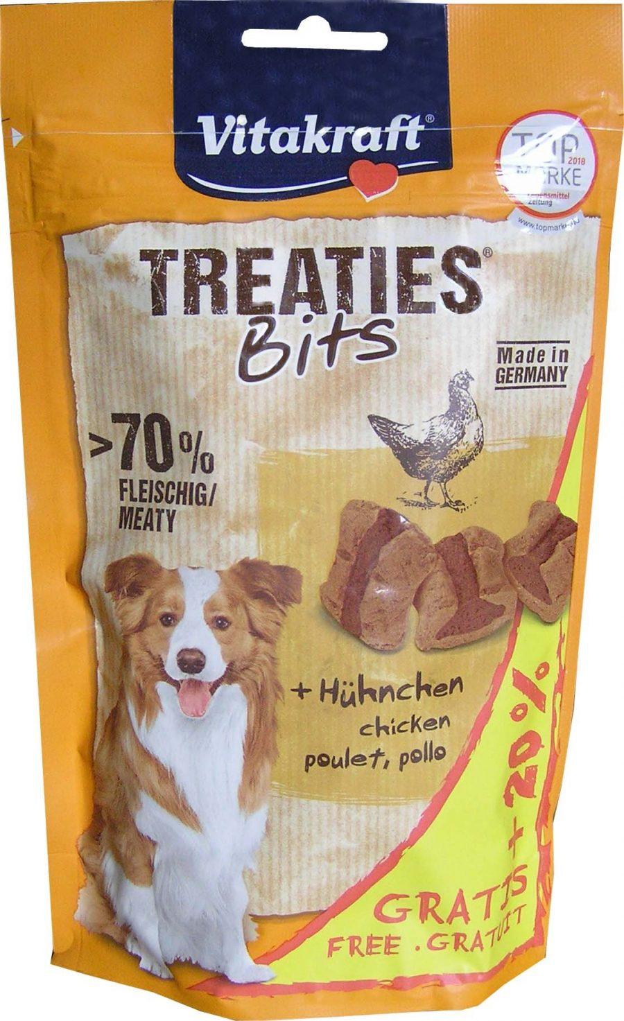 Vitakraft treaties Bits +20 % gratis