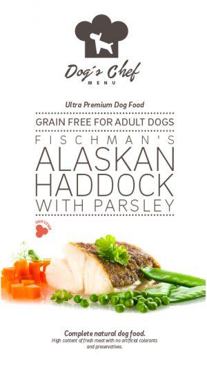 Fischman's Alaskan Haddock with Parsley