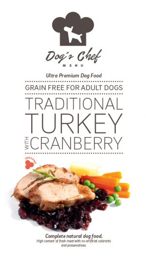 Traditional Turkey with Cranberry