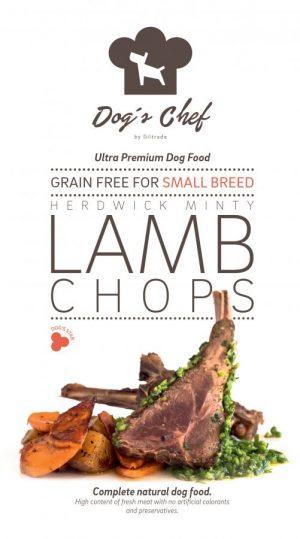 Herdwick Minty Lamb Chops Small Breed