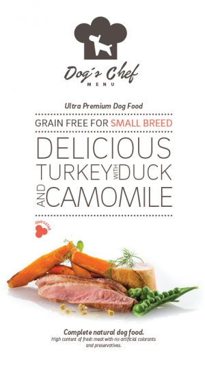 Delicious Turkey with Duck and Camomile