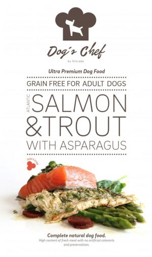 Atlantic Salmon & Trout with Asparagus