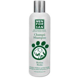 MenForSan Šampón s biotínom 300ml