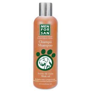 MenForSan Šampón s norkovým olejom 300ml